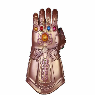 Cosplay Thanos Infinity Gauntlet Cos Avengers Infinity War Thanos Gloves Props