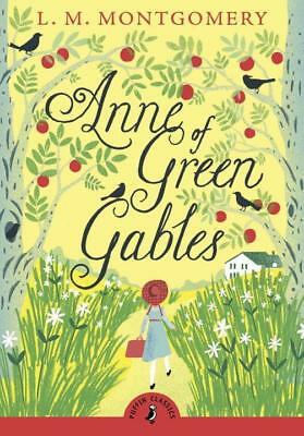 Anne of Green Gables - L. M. Montgomery -  9780141321592
