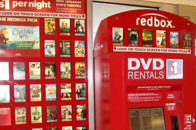 15 Redbox movie codes! DVD, BLU-RAY, 4K UHD Expire: 4/30/20