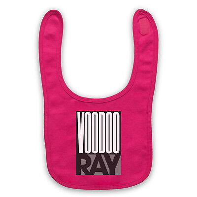 A Guy Called Gerald Unofficial Voodoo Ray Club House Baby Bib Cute Baby Gift