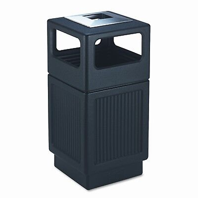 Safco Products Company Canmeleon Receptacle 38 Gallon Trash Can