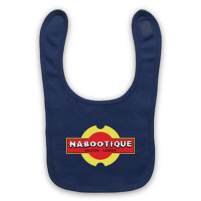 Nabootique Unofficial The Mighty Boosh Naboo Comedy Tv Baby Bib Cute Baby Gift