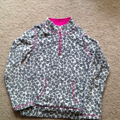 Girls Size 10-12 Pull Over Jacket