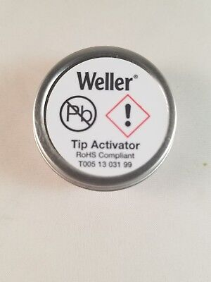 WELLER T0051303199 TIP Tinner and Activator Cleaner, 0.8Oz  Lead Free Tip