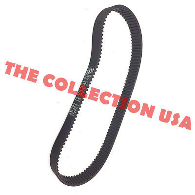 "Htd 384-3m-12 Belt for 5"" Wheel 16t Electric Scooter G-scooter E Xtreme Razor"