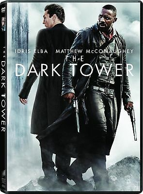 The Dark Tower (DVD 2017) NEW*Action, Horror* FAST SHIPPING !