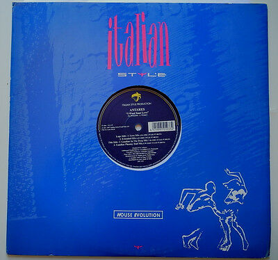 """12"""" It**antares - I Want Your Love (Italian Style Production '97)***19149"""