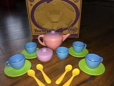 NEW!!! Green Toys Tea Set