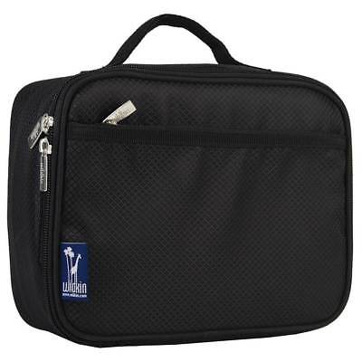 Rip-Stop Lunch Box in Black [ID 3048006]
