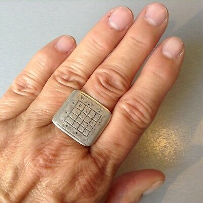 MALI DOGON alter ORIGINALER Ring aus PRIVATSAMMLUNG
