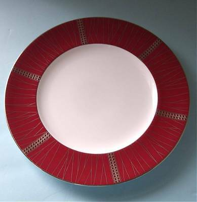 """Royal Doulton Radiance Accent Luncheon Plate 9"""" New"""