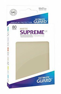 Ultimate Guard Supreme UX Sleeves – Standard Size