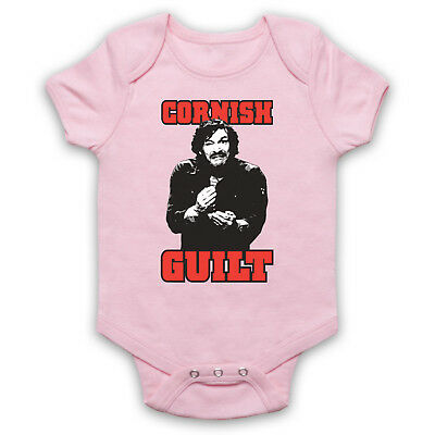 Cornish Guilt Unofficial The Mighty Boosh Howard Moon Baby Grow Babygrow Gift