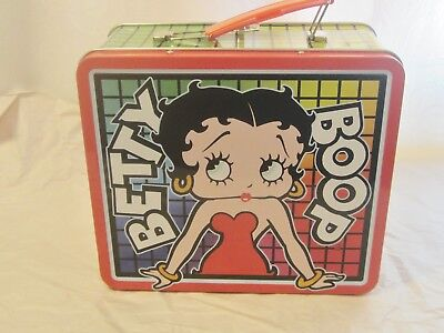 Betty Boop Collectible  Tin Lunch Box / Purse ?/ King Features Syndicate