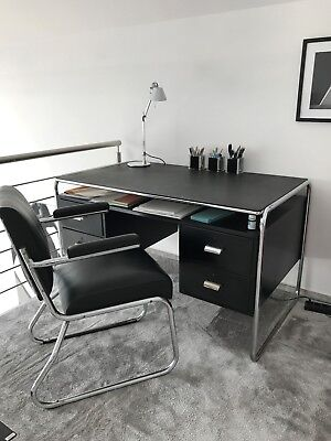 thonet schreibtisch tisch s 285 marcel breuer kinder top rar eur 999 00 picclick de. Black Bedroom Furniture Sets. Home Design Ideas