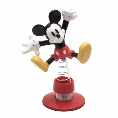 NAPOLEX Disney Car goods Mickey Mouse Moving Ticket Clip WD-143 japan