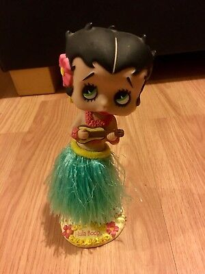 Wacky Wobblers Betty Boop Hula Bobble Head Figurine EXCELLENT CONDITION
