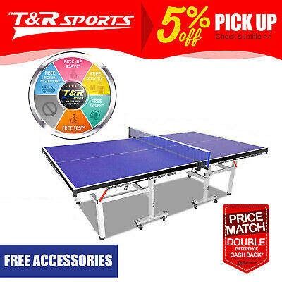 【XMAS SALE】PRIMO 19MM Optimal Table Tennis Ping Pong Table Pro Size