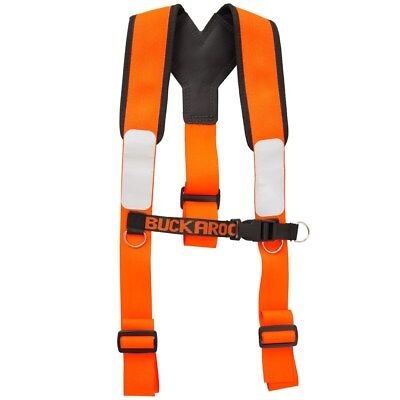Buckaroo Orange Shoulder Brace TMH