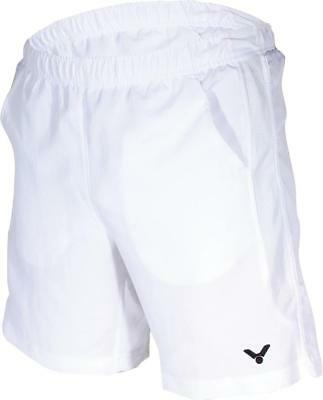 VICTOR Shorts Longfighter weiß kurze Hose Sport Badminton Training Team Gr. M