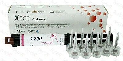 Dental Supply Universal Automix Adhesive Resin Luting Cement PFM CAD CEREC
