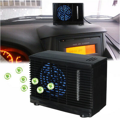 12V Home Car Cooler Conditioning Fan Water Ice Evaporative Mini Air Conditioner
