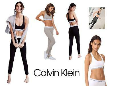 Womens Calvin Klein Leggings & Bra Top Set with box-winter sale