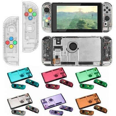 Replacement Shell Housing Full Case For Nintendo Switch + Controller Joy-Con DIY