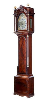 Late 18Th Century Mahogany Longcase Clock John Purden London