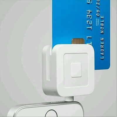 SQUARE ~ Credit Card Reader for Magnetic Strip & Chip Credit Cards ~ NEW/SEALED