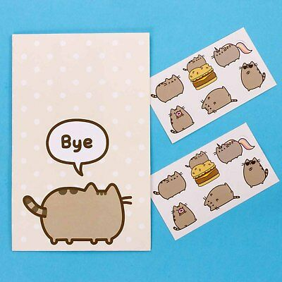 Pusheen - Partytüten mit Sticker (8er Pack)