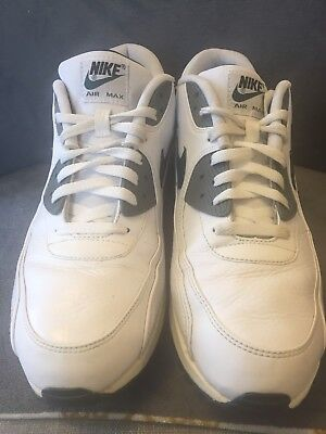 best sneakers 90ee6 7ad75 ... usa nike air max 90 ltr white space blue magnet gray leather mens size  13 sneakers