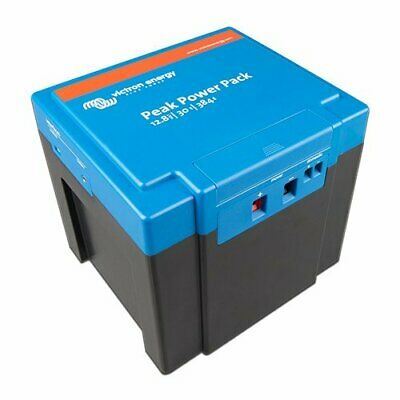 Lithium-Batterie Peak Power-Pack 30A 384Wh 12,8 V Photovoltaic Solar Victron