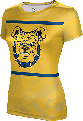 University of North Carolina at Greensboro Girls Performance T-Shirt Ripple