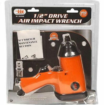 """Air Impact Wrench 1/2"""" drive 3/8"""" hose"""