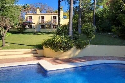 Beautiful Secluded Villa in Marbella
