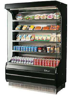 Turbo Air Open Display Merchandisers TOM-50B