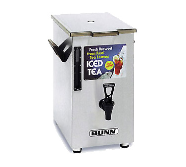 Bunn Square Style Iced Tea Coffee Dispensers -TD4-0003