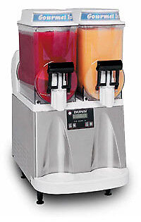Bunn Ultra Frozen Beverage System with 2 Hoppers -ULTRA-2-0012