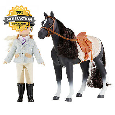 Doll Set by Lottie LT054 Pony Club & with Horse | Dolls - Clothes...