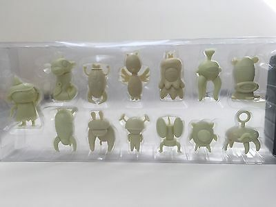 Scarygirl Nathan Jurevicius Mini Treehouse glow in the dark set lmtd edition