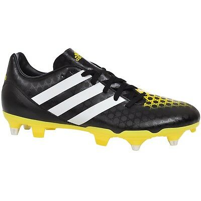 adidas Performance Mens Incurza SG Soft Ground Stud Blade Sports Rugby Boots