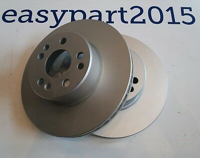 REAR DISCS AND PADS FOR MERCEDES-BENZ A-CLASS W168 A190 1.9 1999-04 OEM FRONT