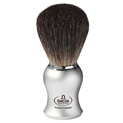 Pennello Da Barba Omega Tasso Garantito 6229 Shaving Brush Made Italy