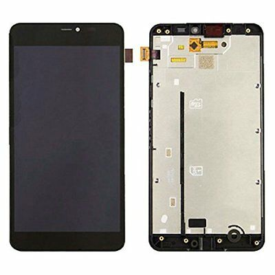 Lumia 640xl LCD Display Touch Screen Digitizer Glass Assembly Replacement + For