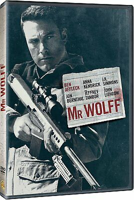 DVD - Mr. Wolff - Ben Affleck,Anna Kendrick,Gavin O'Connor