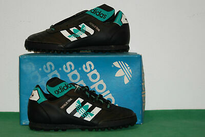 vintage adidas futsal indoor shoes TRIFOGLIO TRAIL city deadstock NOS BNWT