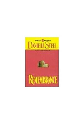Remembrance by Danielle Steel Book The Cheap Fast Free Post
