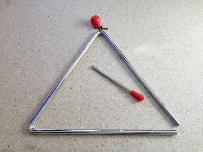 Triangle - Large with Beater
