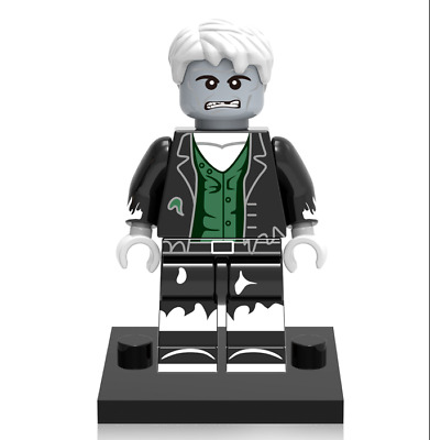 Solomon Grundy Minifigures Cyrus Gold Compatible Supervillain Building Toys